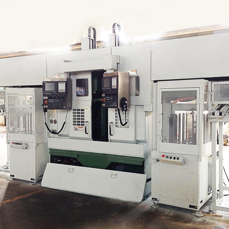 DKUMA 日本津上LFS10-1SP2SP機床改造